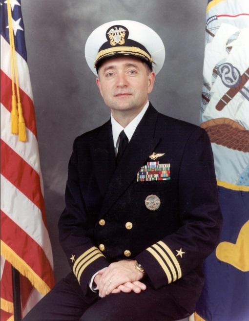 NJROTC Commander